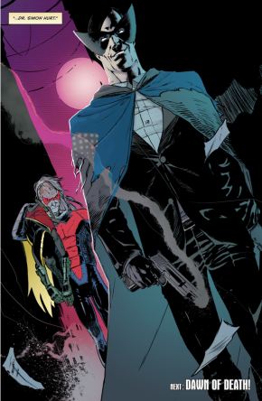 Doctor Simon Hurt (Nightwing Vol. 3 #17)