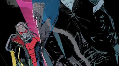 Doctor Simon Hurt (Nightwing Vol. 3 #17)