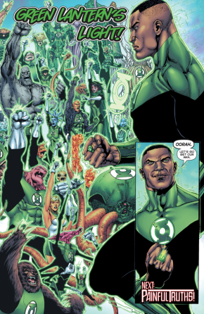 Green Lantern Corps (Hal Jordan And The Green Lantern Corps #4)
