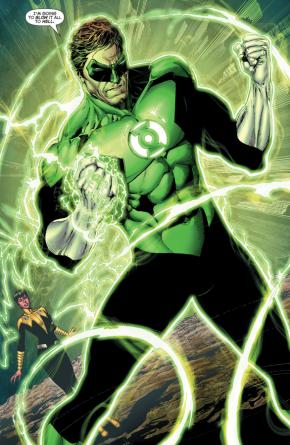 Hal Jordan (Hal Jordan And The Green Lantern Corps #5)