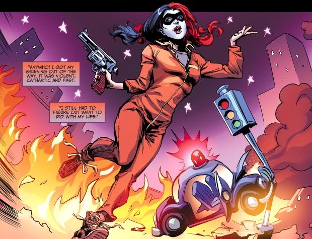 Harley Quinn (Injustice – Ground Zero #1)