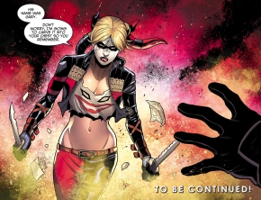Harley Quinn (Injustice – Ground Zero #3)
