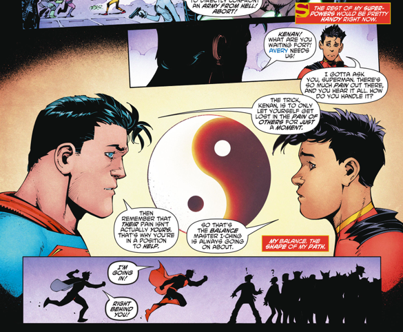How Chinese Superman Activated His X-Ray Vision