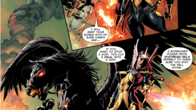 How Dani Moonstar Took Down Ares