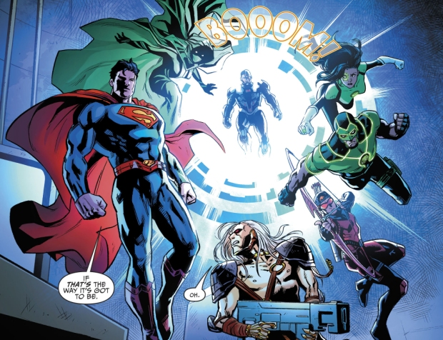 Justice League And The Titans (Titans Annual #1)