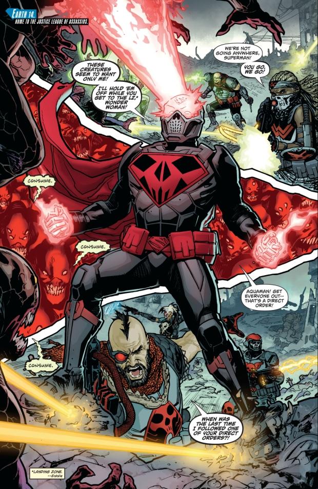 Justice League Of Assassins