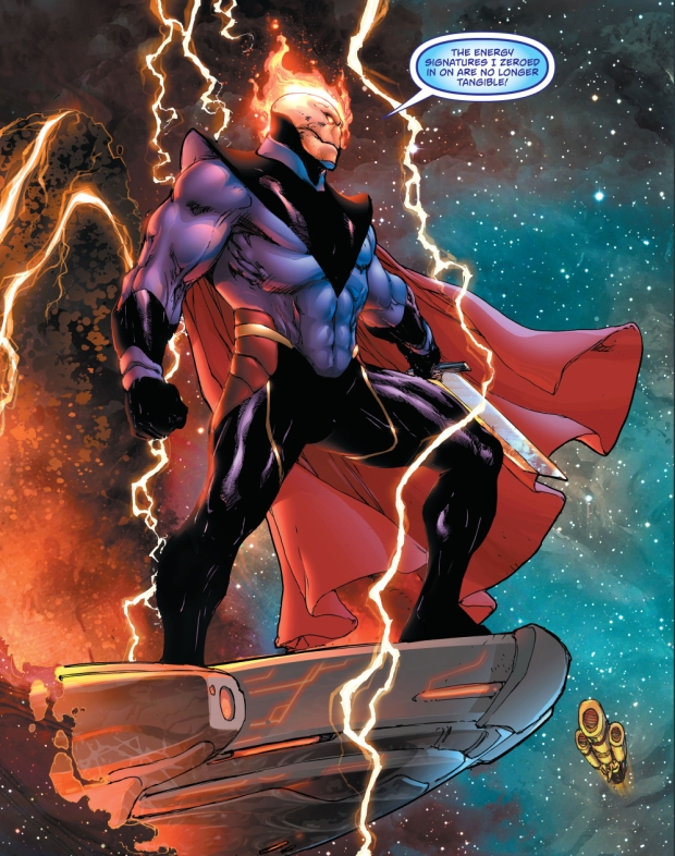 Prophecy (Superman Vol. 4 #15)
