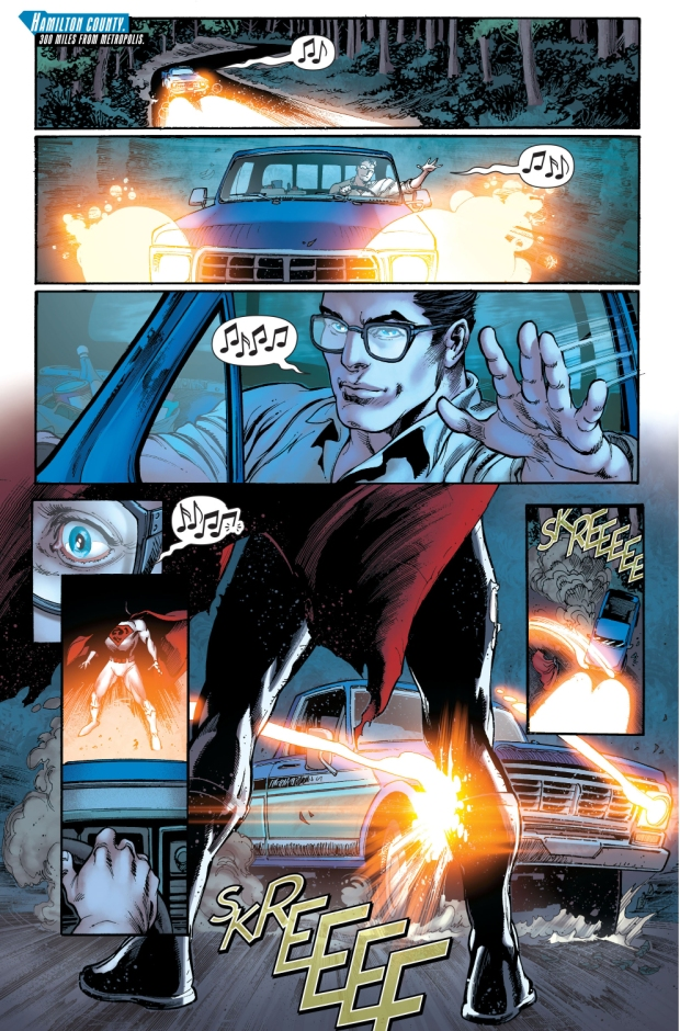 Red Son Superman (Superman Vol. 4 #14)