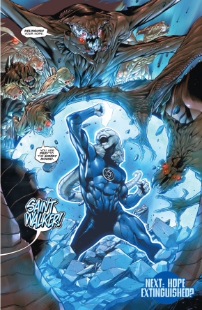Saint Walker (Hal Jordan And The Green Lantern Corps #14)