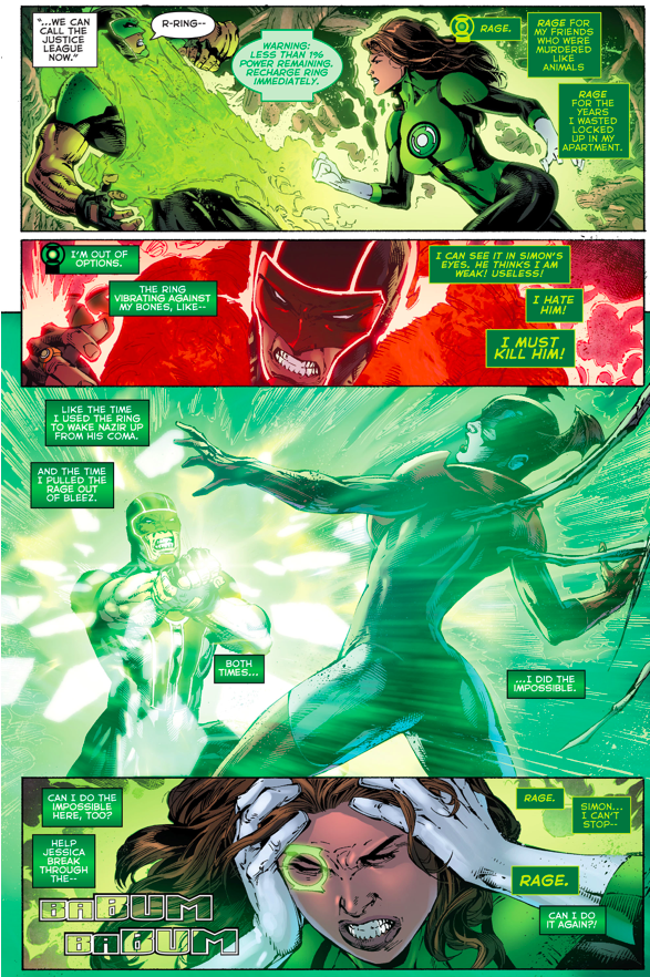 Simon Baz VS Jessica Cruz Infected With Rage