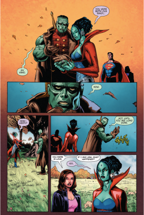 Why Frankenstein And The Bride Split Up (Rebirth)