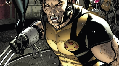 wolverine turns into a vampire