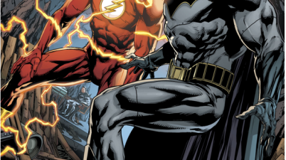 Batman And The Flash (Batman Vol. 3 #22)