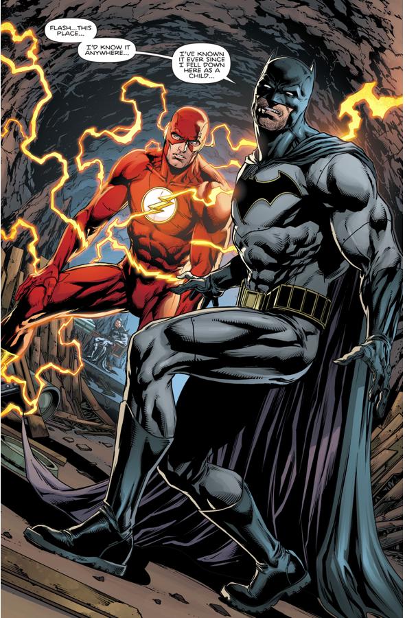 Batman And The Flash (Batman Vol. 3 #22)