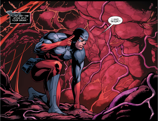 Batman's Contingency Against Superman (Injustice II)