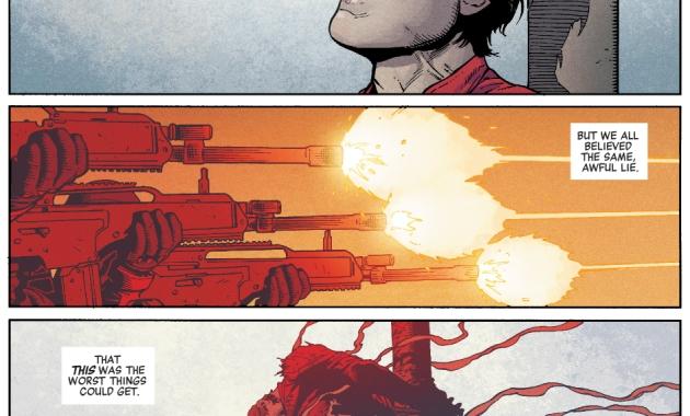 Captain America Executes Rick Jones