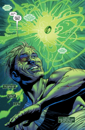 Frank Laminski Was Almost Chosen As A Green Lantern