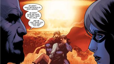 Harley Quinn Feels Guilty About Metropolis (Injustice II)