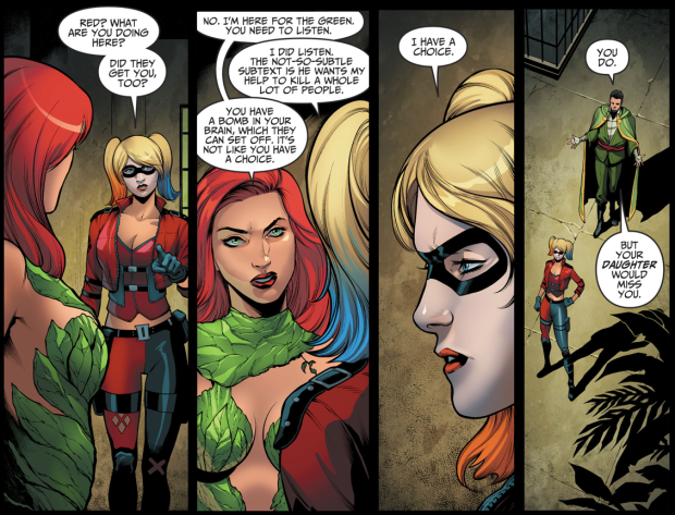 Harley Quinn's Daughter (Injustice II)