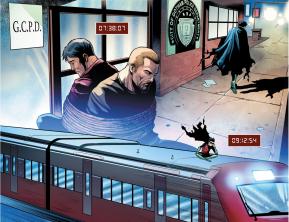 How Damian Wayne Passed Batman's Trial (Injustice II)