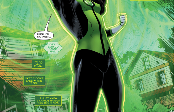 Jessica Cruz (Green Lanterns #7)