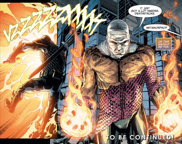 Metamorpho (Injustice Gods Among Us)