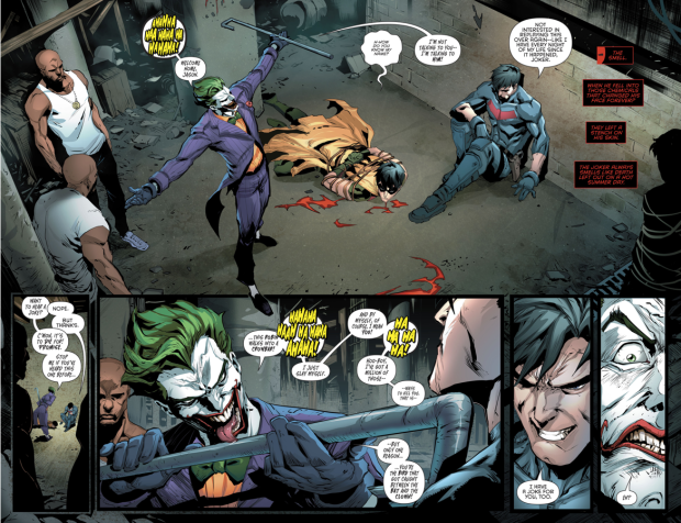 Red Hood Dreams About Killing The Joker
