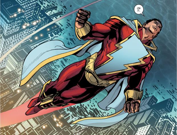 Shazam (Injustice Gods Among Us Year 5)