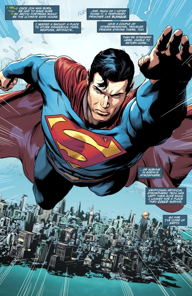 Superman (Action Comics 979)