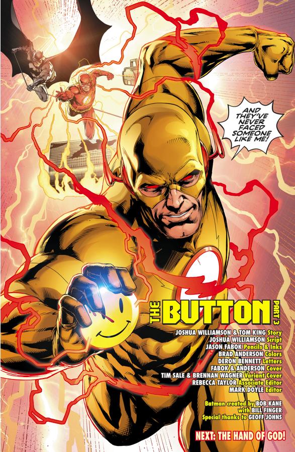The Reverse-Flash (Batman Vol. 3 #22)