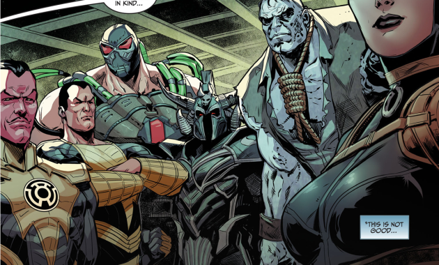 The Secret Society (Injustice Gods Among Us)