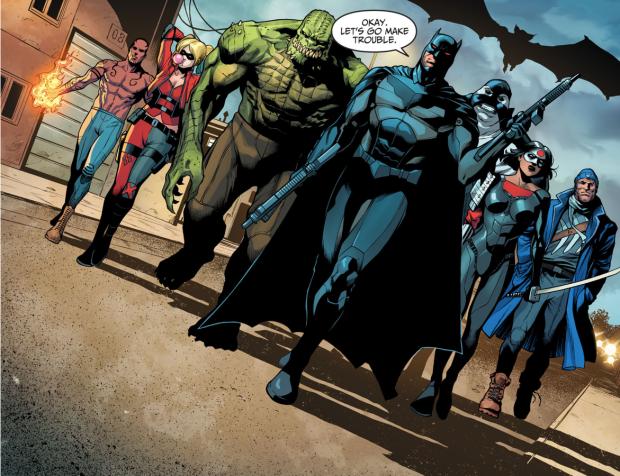The Suicide Squad (Injustice II)