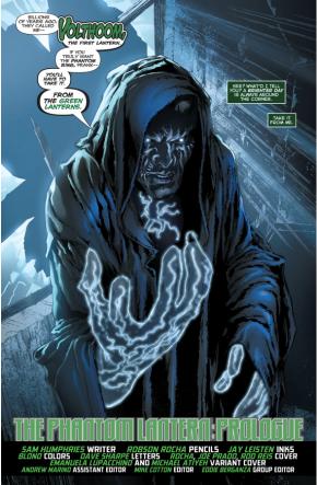 Volthoom (Green Lanterns #9)