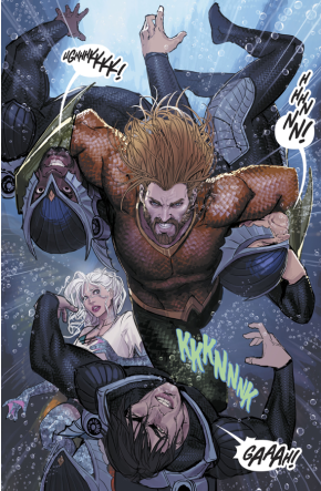 Aquaman Vol. 8 #25