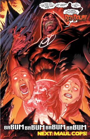 Atrocitus (Green Lanterns #1)