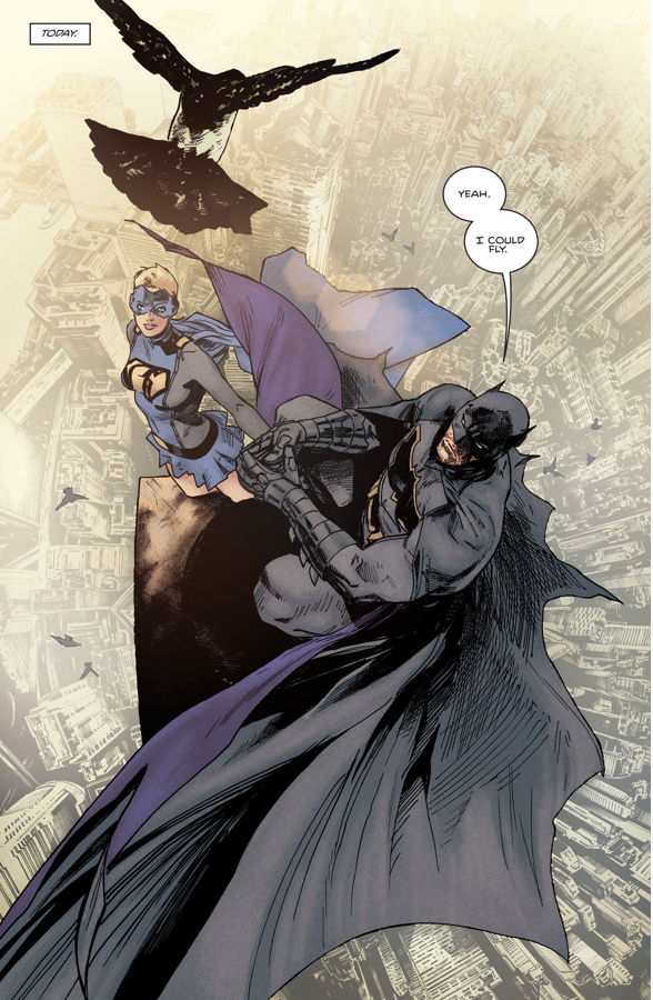 Batman And Gotham Girl (Batman Vol. 3 #24)