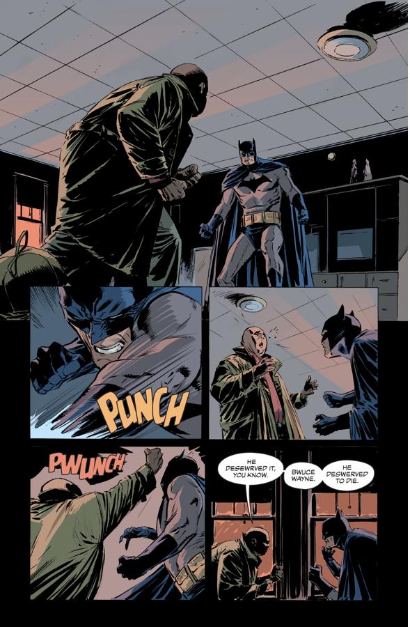 Batman VS Elmer Fudd