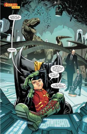 Damian Wayne (Super Sons #4)