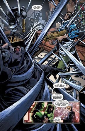 Doctor Polaris Kills A Special Forces Squad