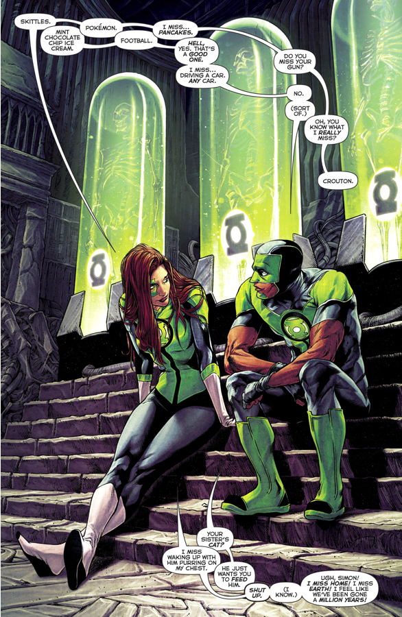 Green Lanterns Vol. 1 #25