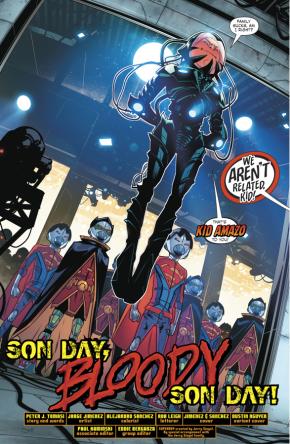 Kid Amazo (Super Sons #4)