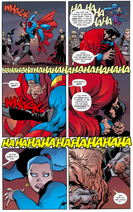 Superman VS Kandorians (The Master Race)