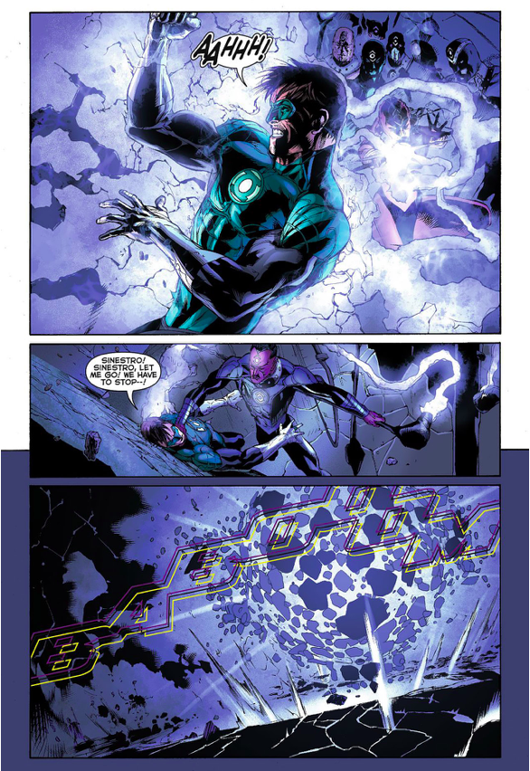 the indigo tribe without their rings comicnewbies