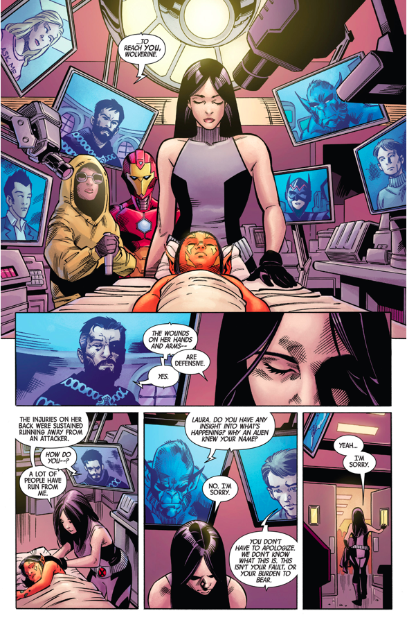 The Laura Kinney Virus