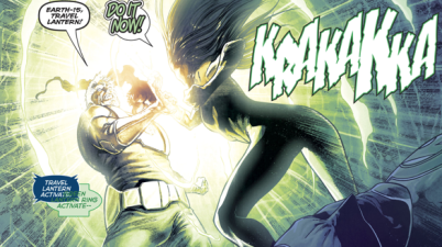 Volthoom Takes Control Of Jessica Cruz's Green Lantern Ring