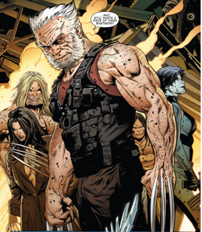 Weapon X Vol. 3 #4