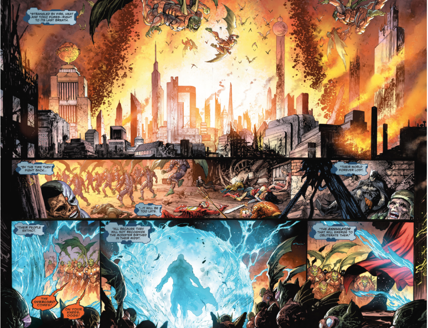 A Future Where Lex Luthor Takes Darkseid's Place