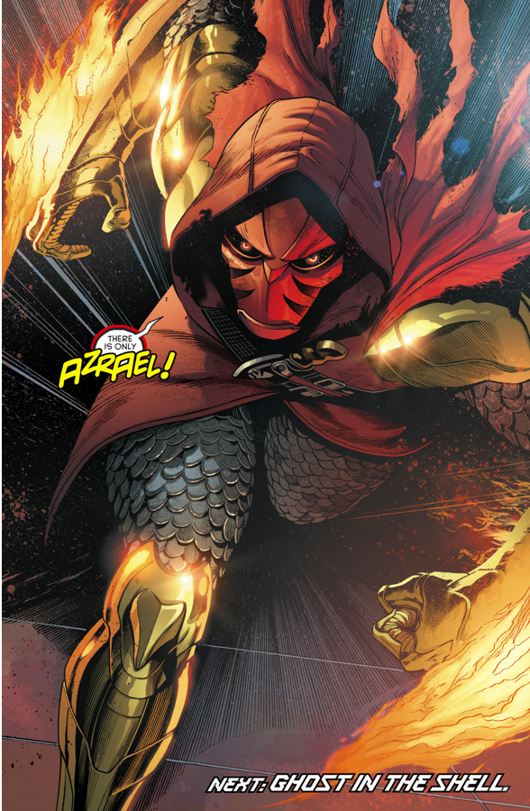 Azrael (Detective Comics Vol. 1 #960)