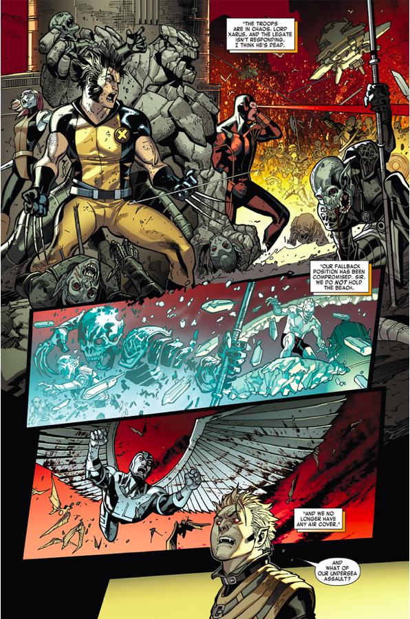 Battle Of Utopia (Curse Of The Mutants)