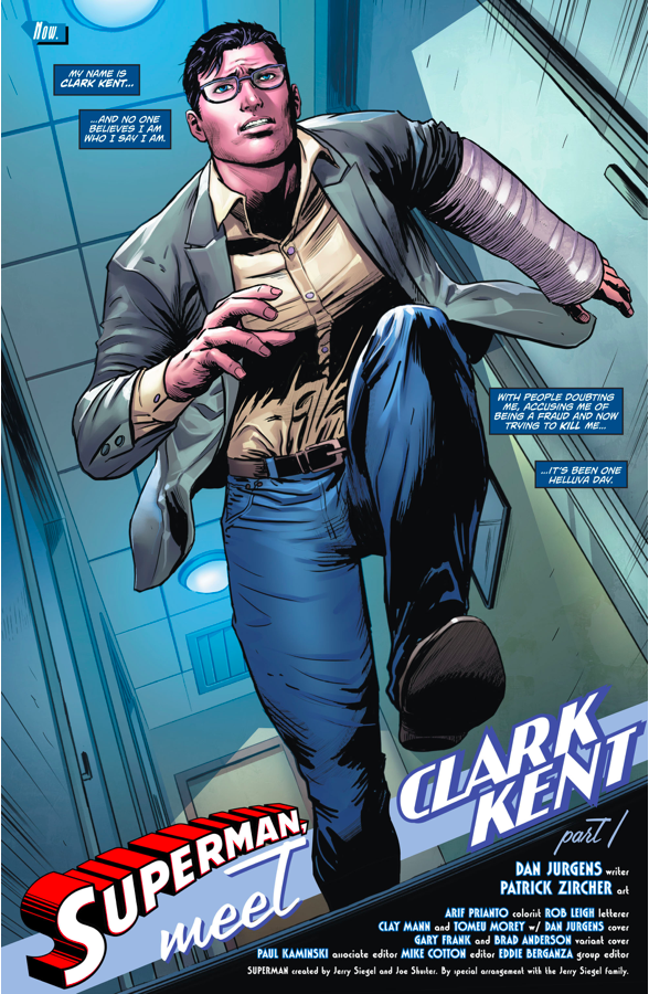 Clark Kent (Action Comics 963)
